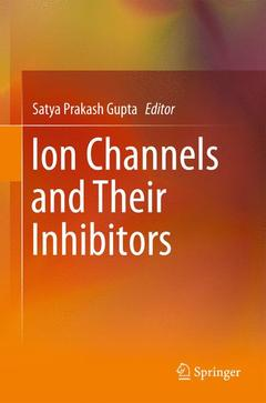 Couverture de l'ouvrage Ion channels and their inhibitors