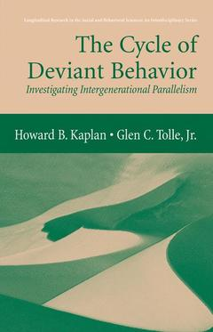 Couverture de l'ouvrage The Cycle of Deviant Behavior