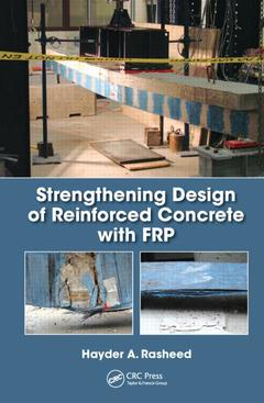 Cover of the book Strengthening Design of Reinforced Concrete with FRP