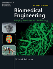 Couverture de l'ouvrage Biomedical Engineering