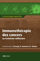 Couverture de l'ouvrage Immunothérapie des cancers au troisième millénaire