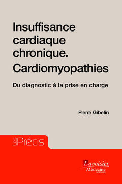 Couverture de l'ouvrage Insuffisance cardiaque chronique. Cardiomyopathies