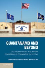 Couverture de l'ouvrage Guantánamo and Beyond