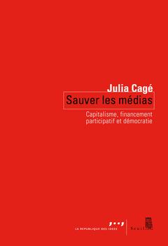 Couverture de l'ouvrage Sauver les médias
