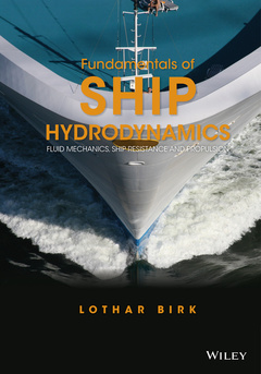 Cover of the book Fundamentals of Ship Hydrodynamics