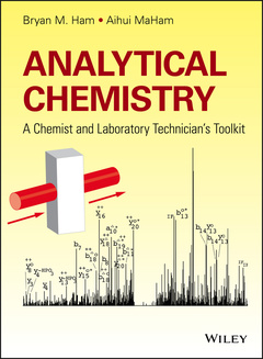 Cover of the book Analytical Chemistry