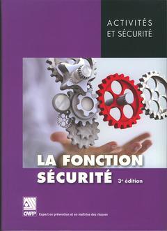 Couverture de l'ouvrage La fonction sécurité