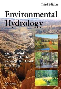 Couverture de l'ouvrage Environmental Hydrology