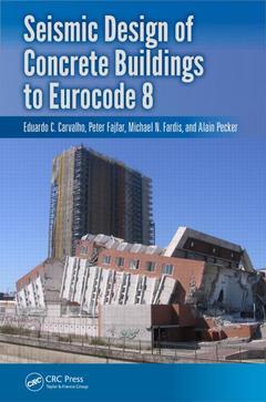 Seismic Design Of Concrete Buildings To Eurucode