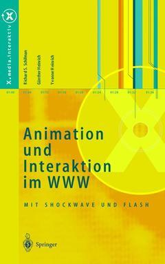 Couverture de l'ouvrage Animation und Interaktion im WWW