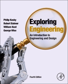 Cover of the book Exploring Engineering