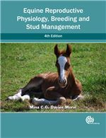 Couverture de l'ouvrage Equine Reproductive Physiology, Breeding and Stud Management