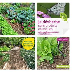 Cover of the book Je désherbe sans produits chimiques !