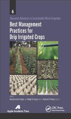 Couverture de l'ouvrage Best Management Practices for Drip Irrigated Crops