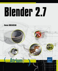 Couverture de l'ouvrage Blender 2.75