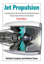 Cover of the book Jet Propulsion
