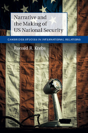 Cover of the book Narrative and the Making of US National Security