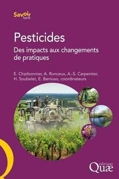 Cover of the book Pesticides