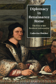 Cover of the book Diplomacy in Renaissance Rome