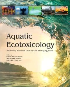 Couverture de l'ouvrage Aquatic Ecotoxicology