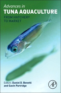 Cover of the book Advances in Tuna Aquaculture