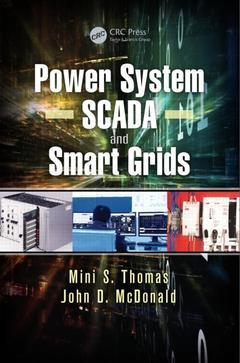 Couverture de l'ouvrage Power System SCADA and Smart Grids