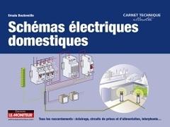 Couverture de l'ouvrage Schémas électriques domestiques