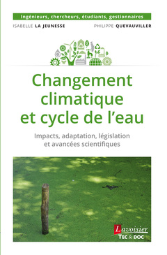 Cover of the book Changement climatique et cycle de l'eau