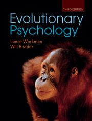 Couverture de l'ouvrage Evolutionary Psychology