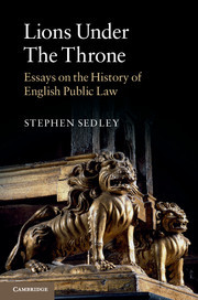 Cover of the book Lions under the Throne