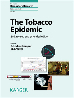 Cover of the book The Tobacco Epidemic