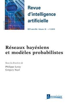 Couverture de l'ouvrage Revue d'intelligence artificielle RSTI série RIA Volume 29 N° 2/Mars-Avril 2015