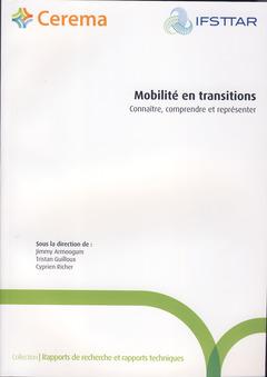 Couverture de l'ouvrage Mobilité en transitions
