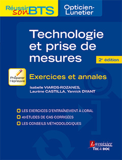 Couverture de l'ouvrage Technologie et prise de mesures