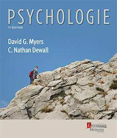 Couverture de l'ouvrage Psychologie