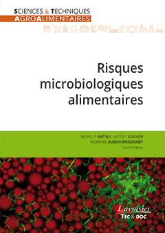 Couverture de l'ouvrage Risques microbiologiques alimentaires