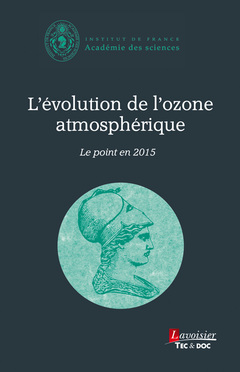 Cover of the book L'évolution de l'ozone atmosphérique