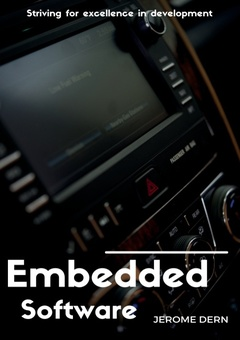 Couverture de l'ouvrage Embedded software