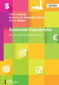 Couverture de l'ouvrage Économie industrielle