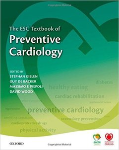 Cover of the book The ESC textbook of preventive cardiology (includes online access)