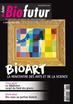 Couverture de l'ouvrage Biofutur N° 369 (Octobre 2015)