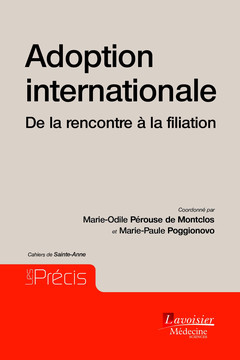 Couverture de l'ouvrage Adoption internationale