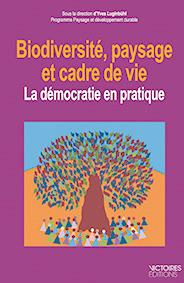 Couverture de l'ouvrage Biodiversité, paysage et cadre de vie
