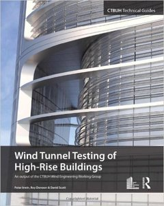Cover of the book Wind Tunnel Testing of High-Rise Buildings