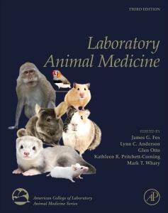 Couverture de l'ouvrage Laboratory Animal Medicine