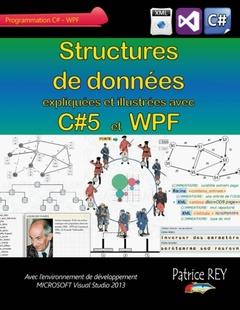 Structures de donnees avec c 5 et wpf REY PATRICE