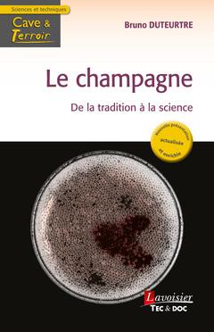 Couverture de l'ouvrage Le champagne