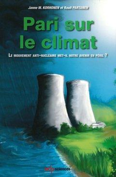 Couverture de l'ouvrage Pari sur le climat