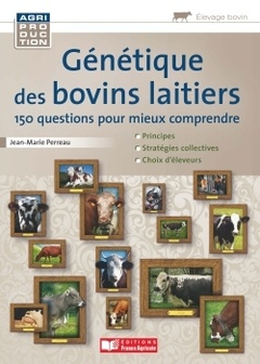 Couverture de l'ouvrage Génétique des bovins laitiers