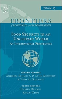 Couverture de l'ouvrage Food Security in an Uncertain World